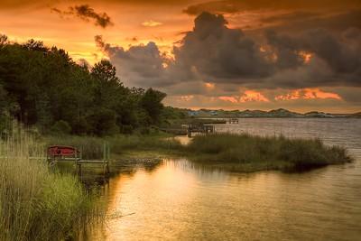 Camp Creek Lake