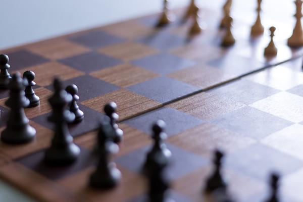 Wodden Chessboard
