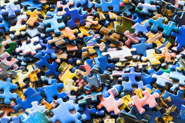 Puzzle Pieces Assortment
