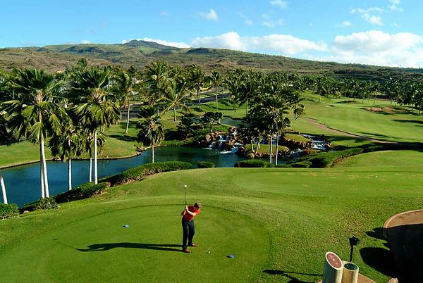 Ko Olina Golf Course, 12th