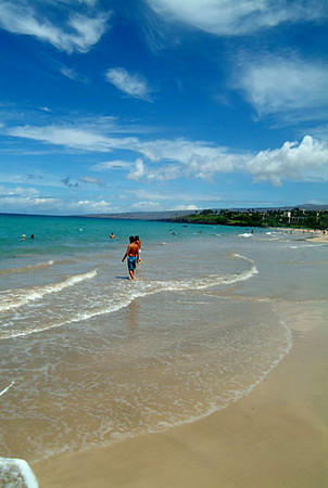 Hapuna Beach, Big Island of Hawaii