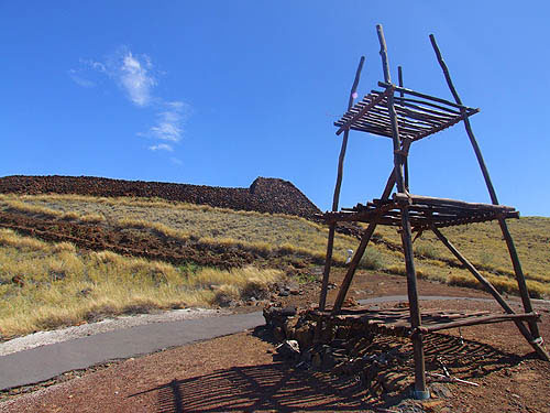 Puukohola Heiau, Hill of the Whale, Big Island of Hawaii