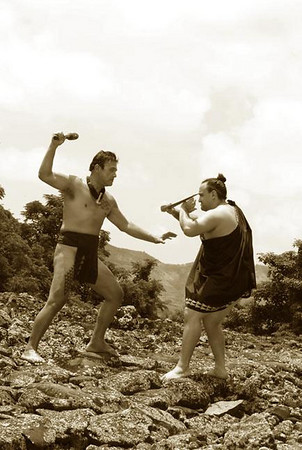 lua - Hawaiian martial art
