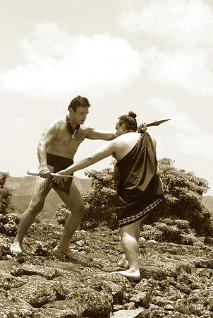 lua - Hawaiian martial art