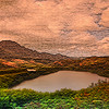 Art&Photo Illustration, Menehune Fishpond, Kauai