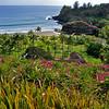 As seen from above. Allerton Garden, National Tropical Botanical Garden (NTBG), Kauai