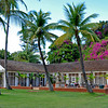 Main house, Allerton Garden, National Tropical Botanical Garden (NTBG), Kauai