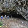 Maniniholo dry cave, North Shore, Kauai