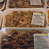 local food, kalua pig (shredded pork)