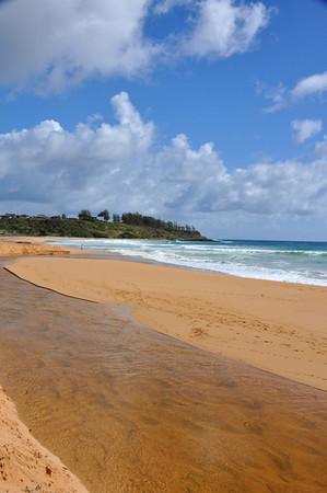 Kealia Beach, Kauai