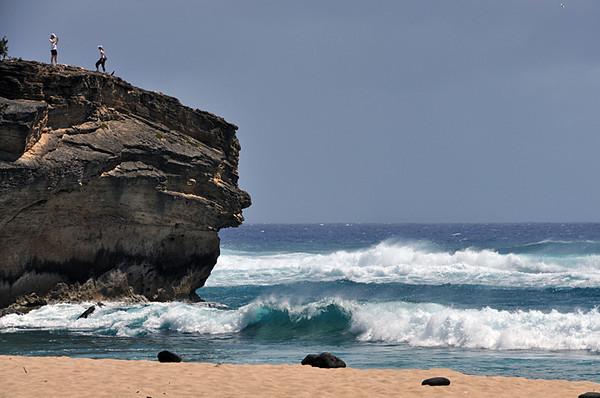 Shipwreck Beach, Poipu, Kauai