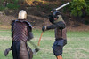 battle reenactment 106, Asian armor