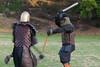 battle reenactment 106, Asian armor