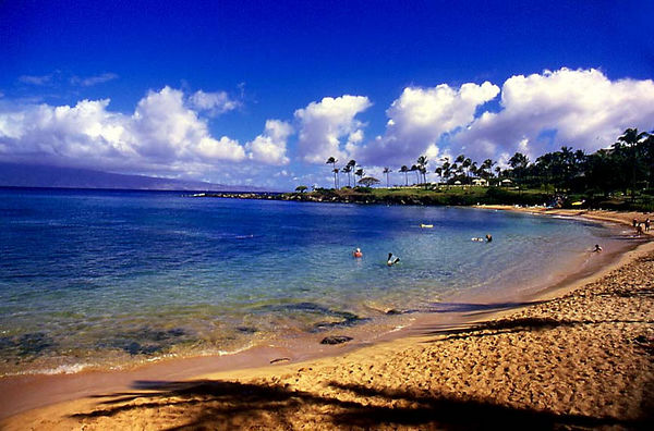 Kapalua Bay, West Maui
