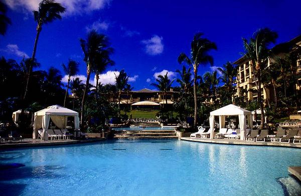 Ritz-Carlton hotel, Kapalua, Maui