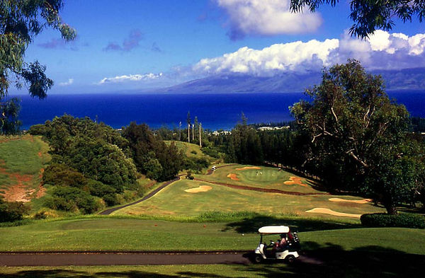Village Course, Kapalua, Maui