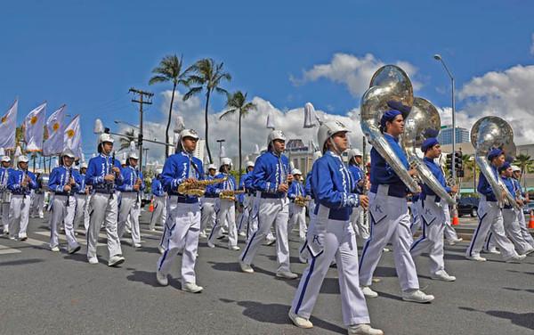 Aloha Festivals Parade