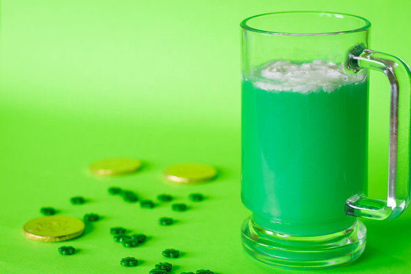 St Patrick's Day Green Drink