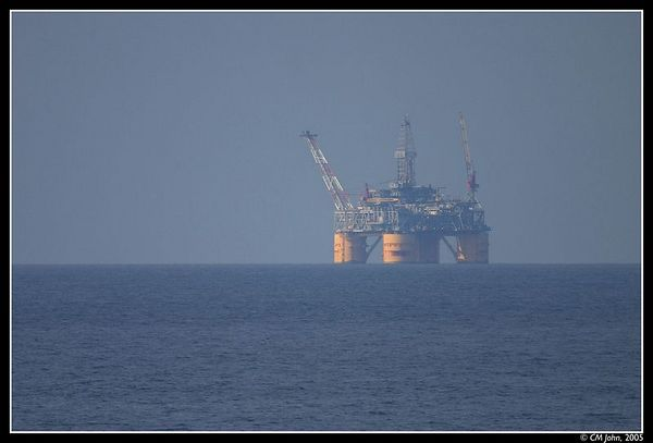 <H2><b>The Ursa Platform</b></H2> <P ALIGN=LEFT>The Ursa Platform is one of the largest tension leg platforms in the world. It exploits oil reserve located more than 4000 meters deep in the Gulf of Mexico sediments.</P>