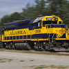 Alaska 357, train