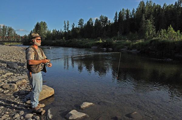 Alaska 437, flyfishing