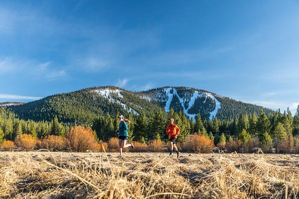 Truckee Trail Running