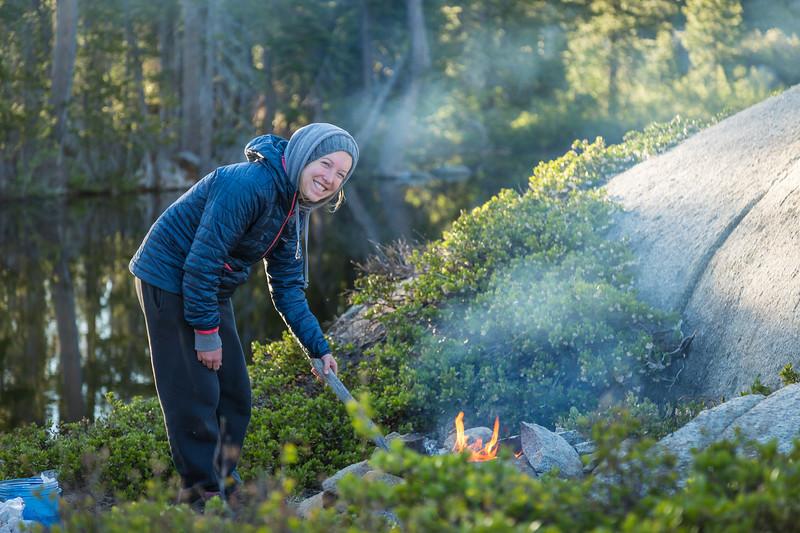Happy Camper - Camping
