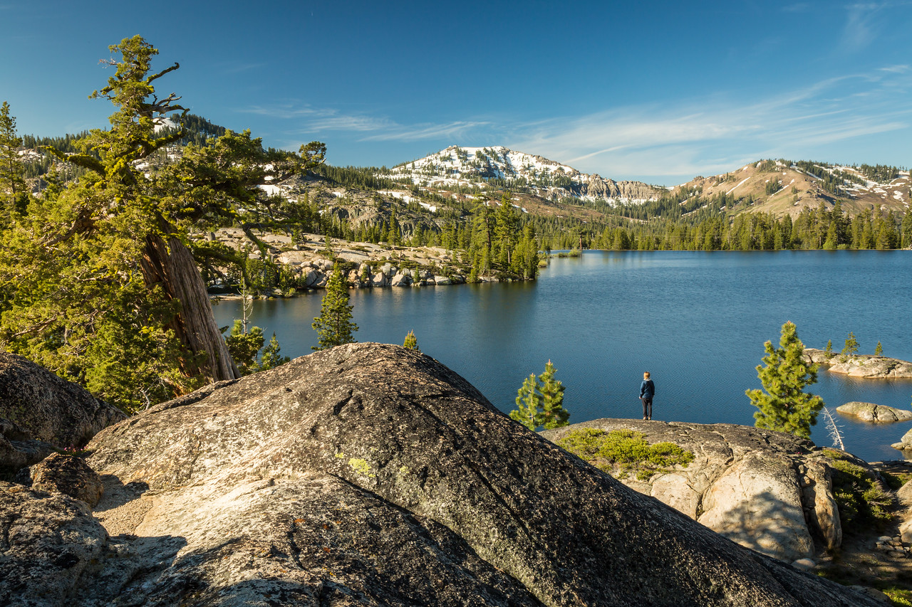 Lake Angela - Donner Summit