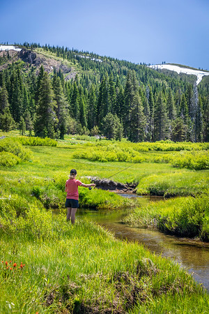 Truckee Girl FlyFishing
