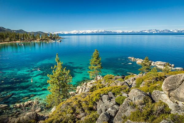 SUP Tahoe