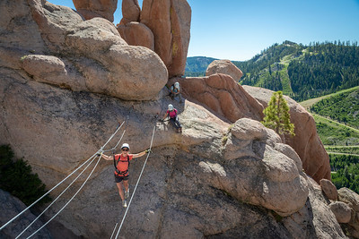 Tahoe Via Ferrata