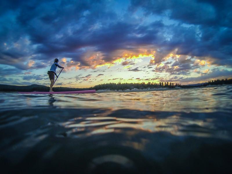 SUP Sunset Boca