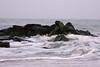Rocky New Jersey Beach