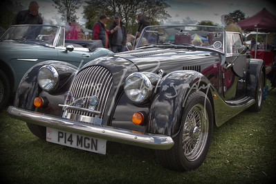 Morgan HDR1