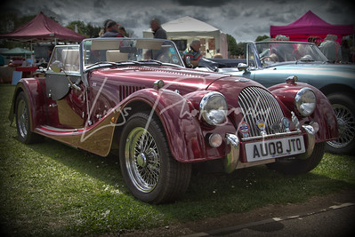 Morgan HDR4