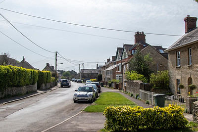 East Street, Fritwell 1904-2