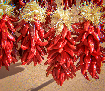 NM Chile Ristras