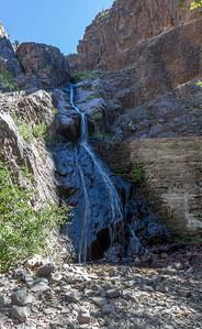 Soledad Canyon Falls - LCNM
