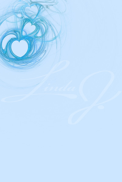 Teal or aqua heart design on a pastel teal or aqua background with copy space for powerpoint, stationary, etc.