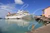 Cruise Ship Docked in Antigua Barbuda