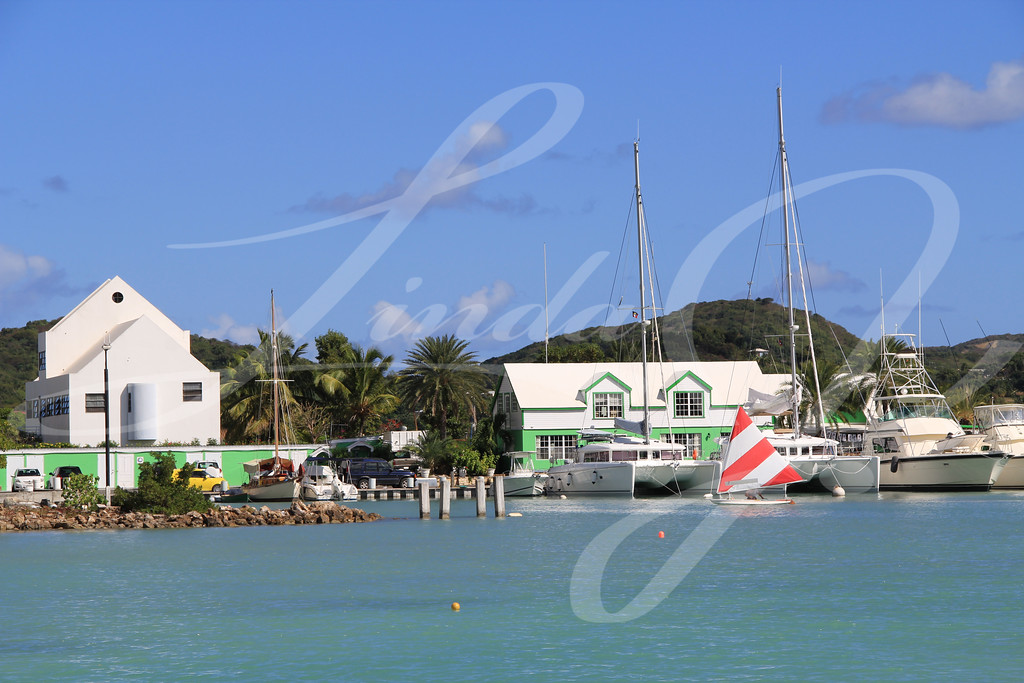 Falmouth Harbour Marina Antigua Barbuda