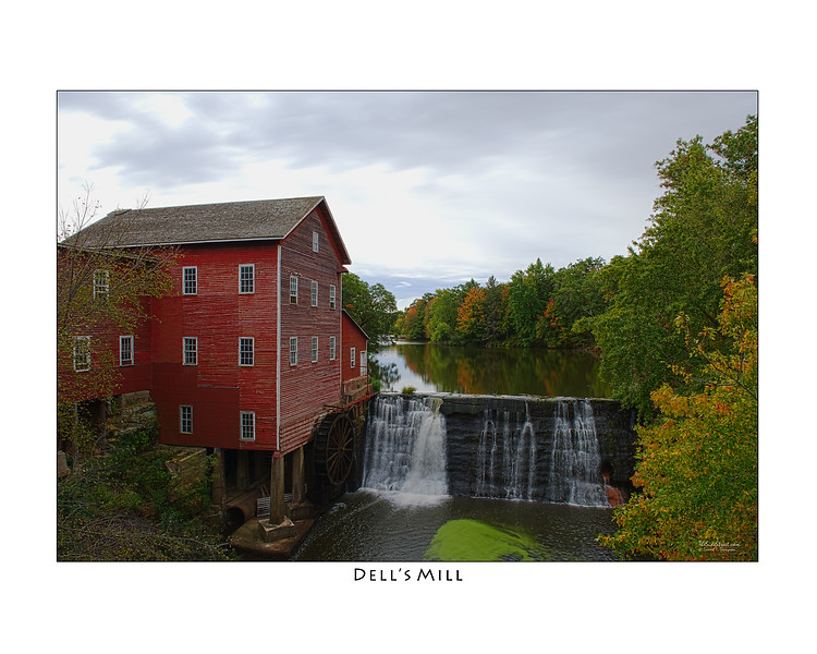 Dell's Mill in Fall_092112_HDR2