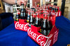 150th Anniversary Coke Bottles are photographed at Evansdale Crossing August 11th, 2017.  Photo Brian Persinger
