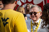 New WVU Freshmen students enjoy and evening of food, friendship, relaxation at the WVU Foodfest along with meeeting WVU President E. Gordon Gee and making new friends Evansdale Campus August 14; 2018. Photo Greg Ellis