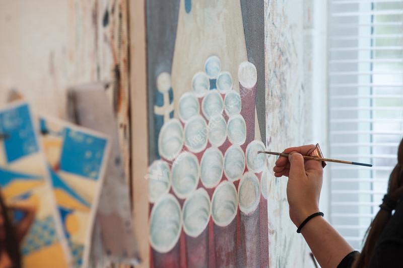 CCA Paint Studios