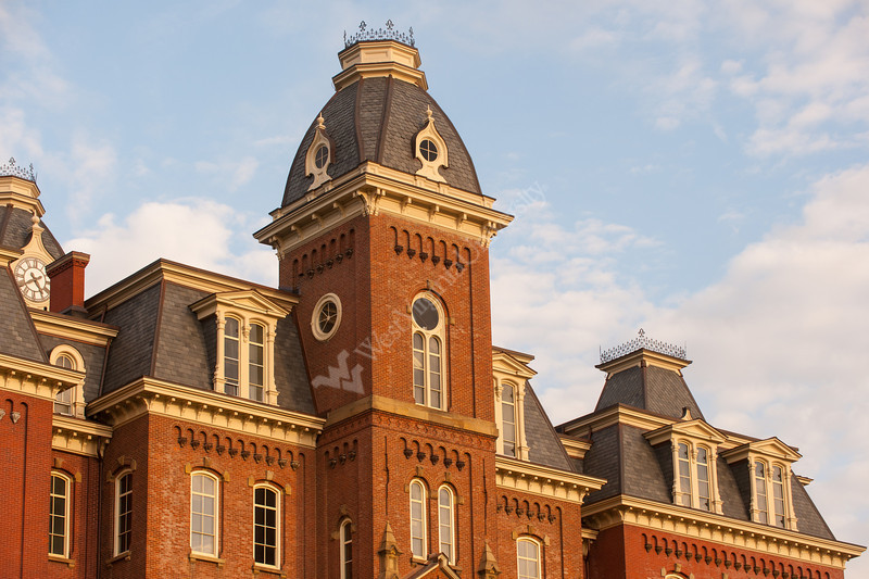 WVU Buildings and details