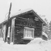 <strong>Hugo's Cabin</strong> Black and white version