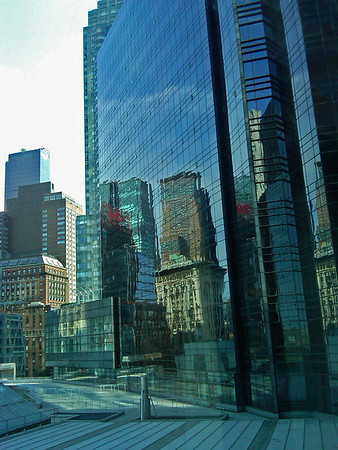 Reflections at 1 Columbus Circle NYC