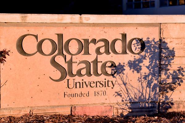 Colorado State Views