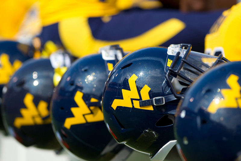 wvu, norfolk state, football, game action, mountaineer field, 911 anniversary game,